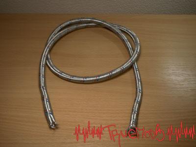 Металлическая оплетка без резинового шланга
